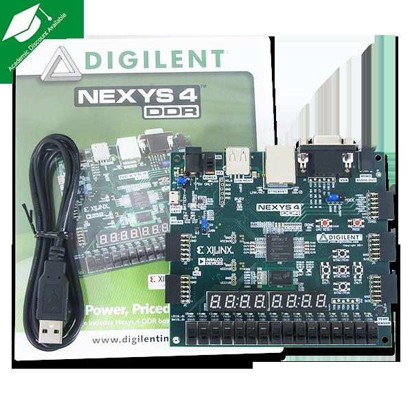 Nexys 4 DDR Artix-7 | DSP & FPGA